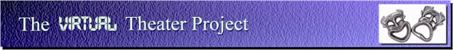 Logo for The Virtual Theater Project